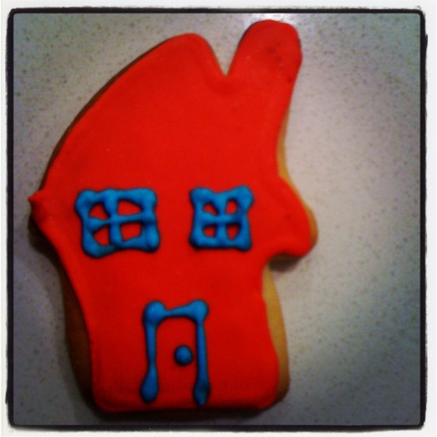 Housewarming Cookies
